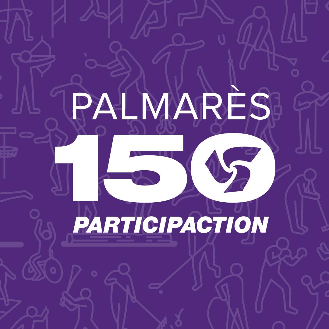Palmarès 150 de ParticipACTION