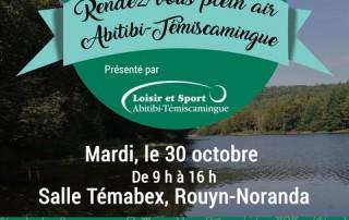 Rendez Vous Plein Air 30 Octobre 2018