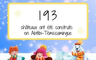 Défi Château de neige 2021